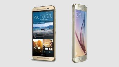 Photo of [Specs Comparison] HTC One M9 vs Samsung Galaxy S6