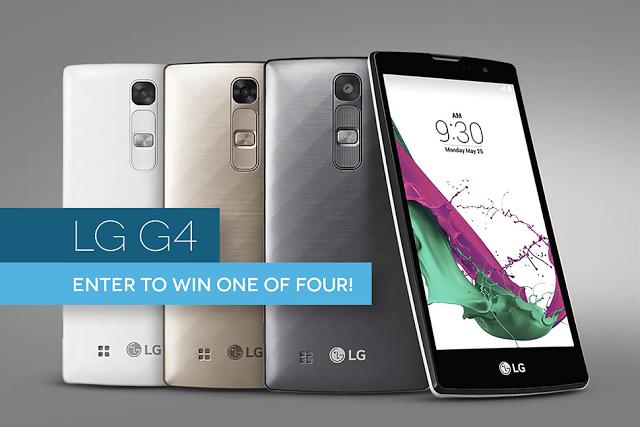 LG G4 Giveaway