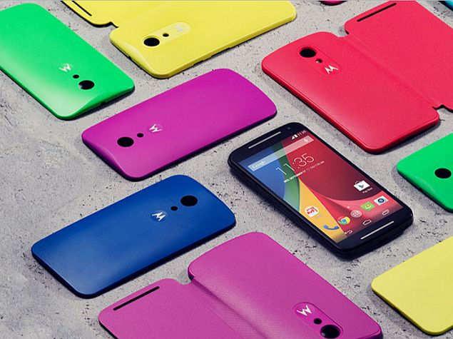 Motorola Moto G (Gen 3)