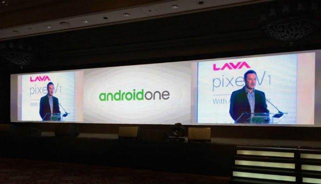 Lava Pixel V1 At Launch