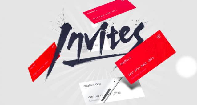 OnePlus 2 Invite System
