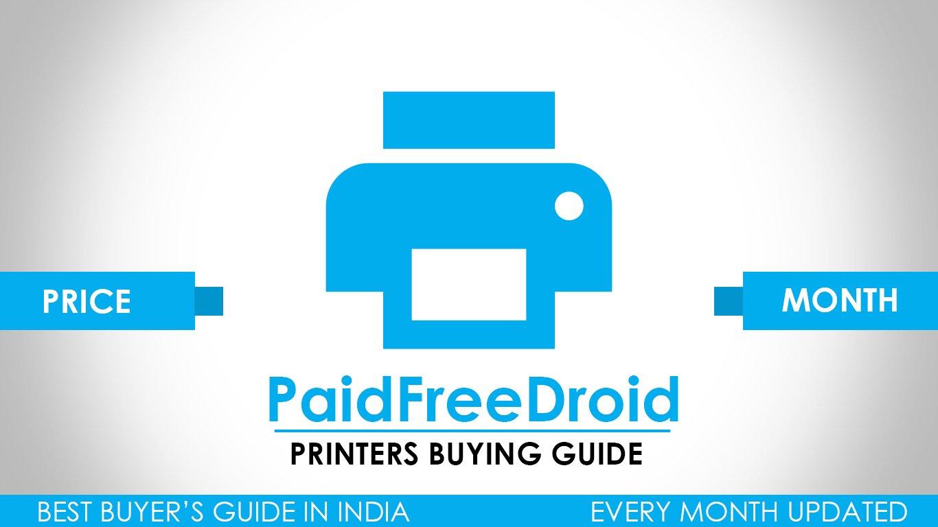 Printers Buying Guide