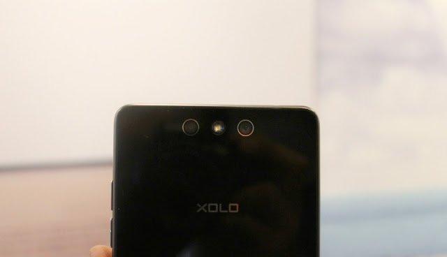 Xolo Black dual camera