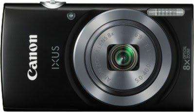 Canon IXUS 160 20MP Point and Shoot Camera