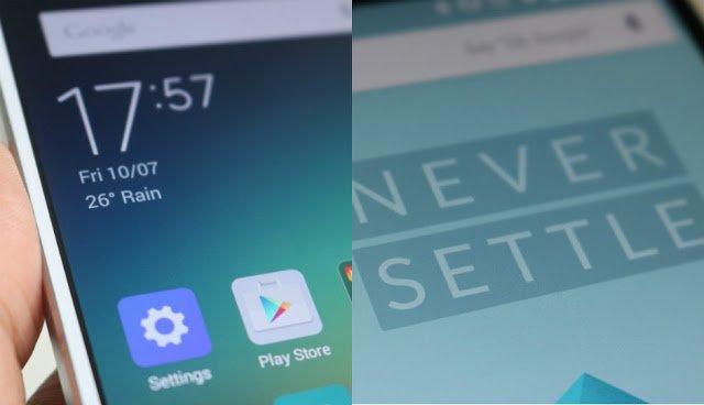 OnePlus 2 vs Xiaomi Mi5: Resolution