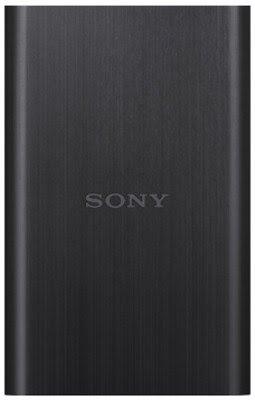 Sony HD-EG5 500 GB External Hard Disk