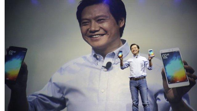 Xiaomi Mi5: Image: Reuters