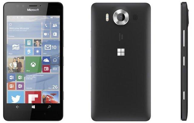 Microsoft Lumia 950, 950 XL Premium Smartphones Images Leaked Online