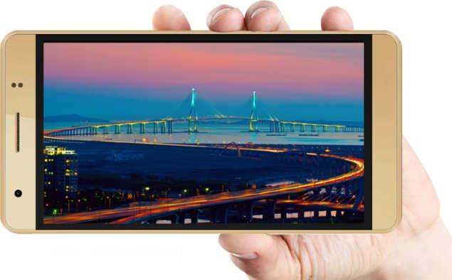 Intex Launches Aqua Dream II With 5.5-Inch HD Display, 1GB RAM For Rs. 7,190