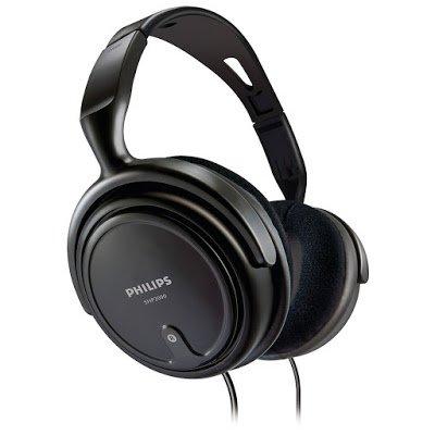 Philips Indoor SHP2000 Headphones