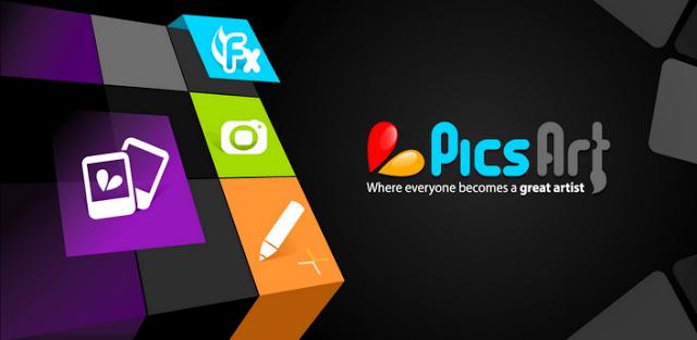 PicsArt v5.7.3 APK