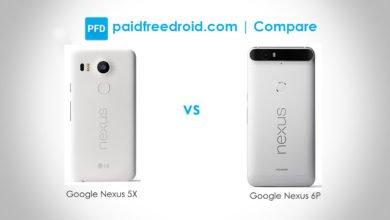Photo of Google Nexus 5X vs Google Nexus 6P: What's Different, Specs Comparison