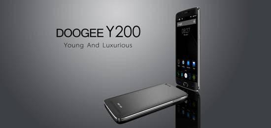 Doogee Y200