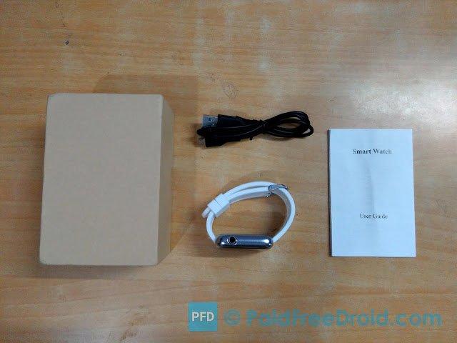 Atongm W009 Smartwatch In The BOX
