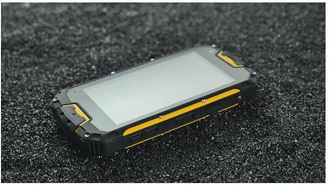 5100mAh LTE Rugged VCHOK M9-LTE