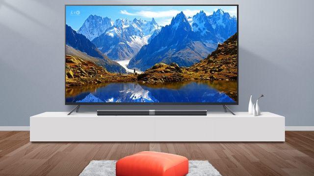 Xiaomi Mi TV 3 70 inch front
