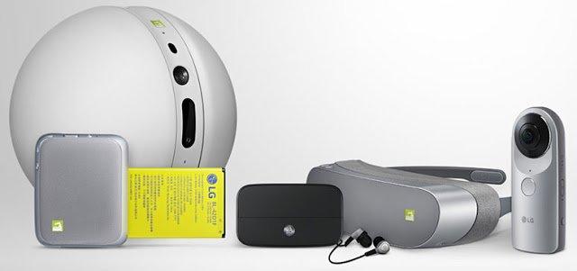 LG G5 Accessories