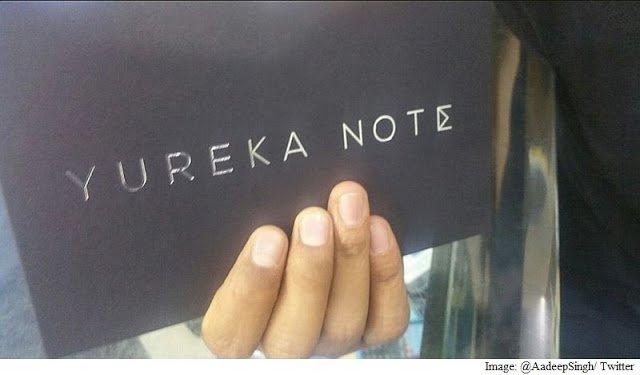 Yu Yureka Note Specs Price