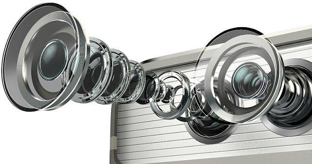 Huawei P9 Lens