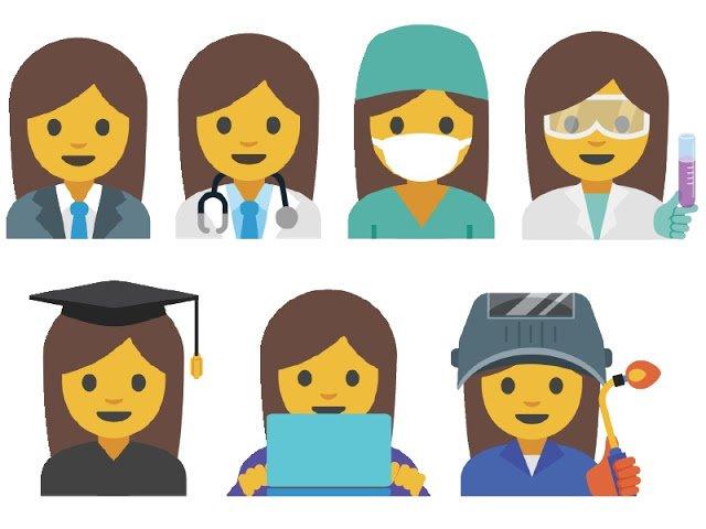 New Emoji By Google