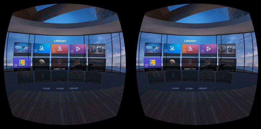Inside VR