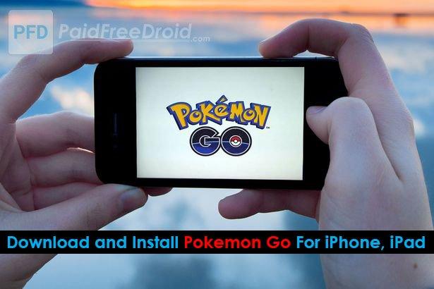 Download Pokemon Go iPhone iPad