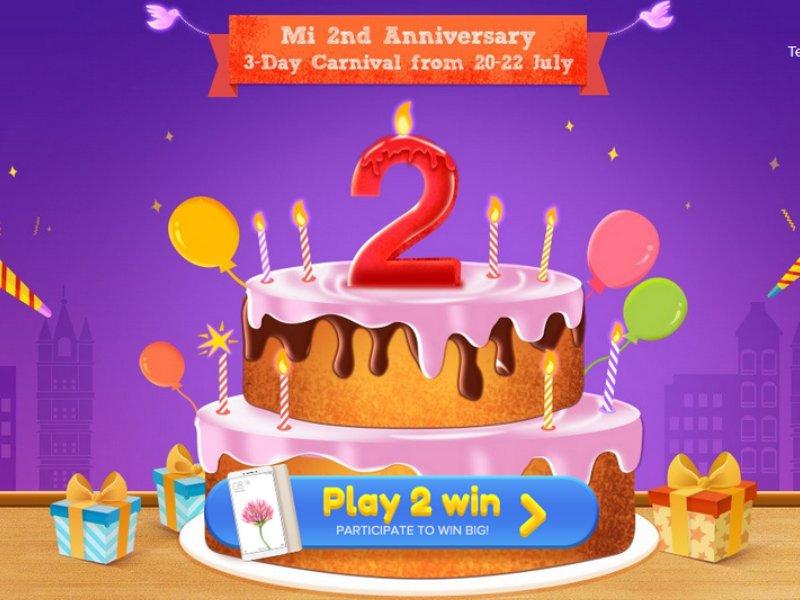 Mi Anniversary 2016