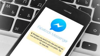 Facebook Secret Conversations