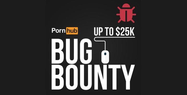 PornHub bug bounty program
