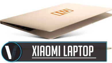 Xiaomi laptops
