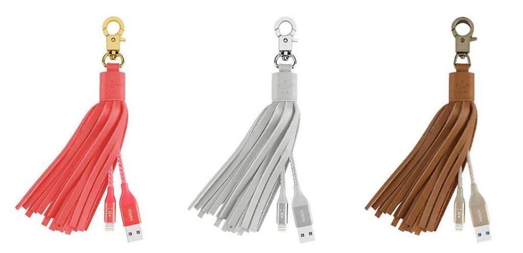 Belkin USB Leather Tassel