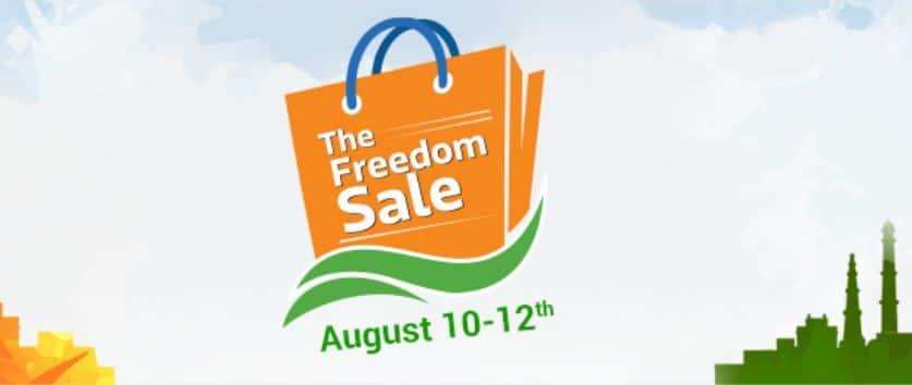 Flipkart Freedom Sale Deals