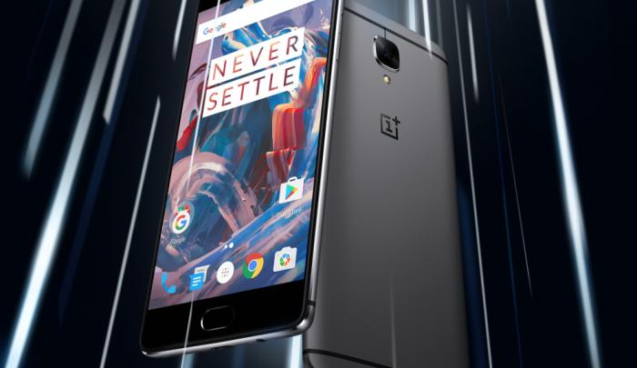 OnePlus 3 makes it to Elisa's top selling phones list