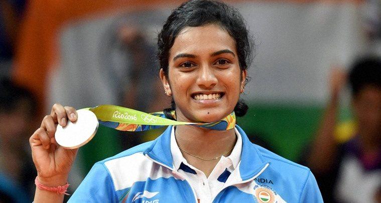 PV Sindhu Won Silver Medal 2016 Summer Olympics