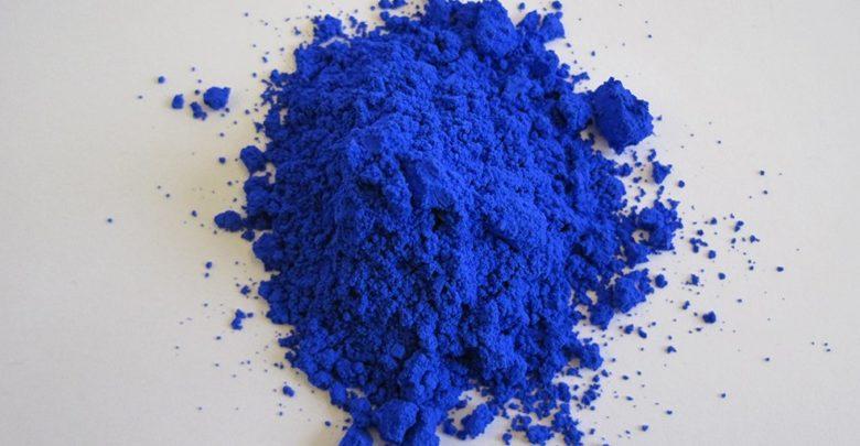 YInMn Blue colour