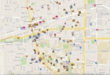 Pokemon Go Map hack