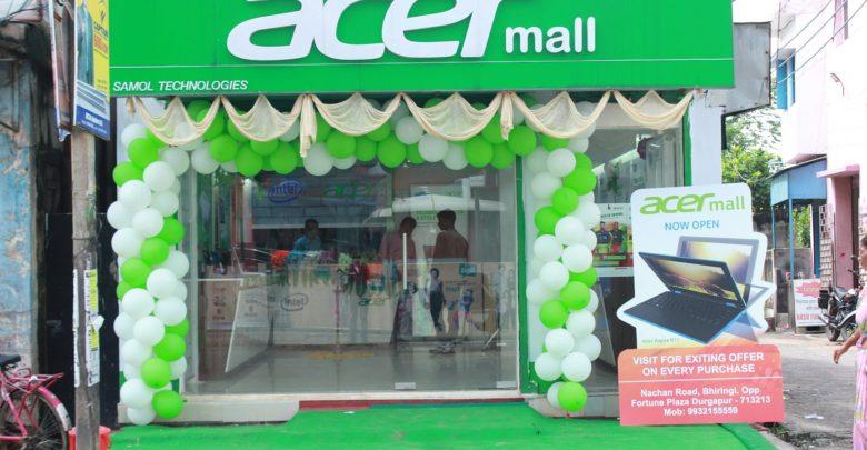 Acer Store in Durgapur