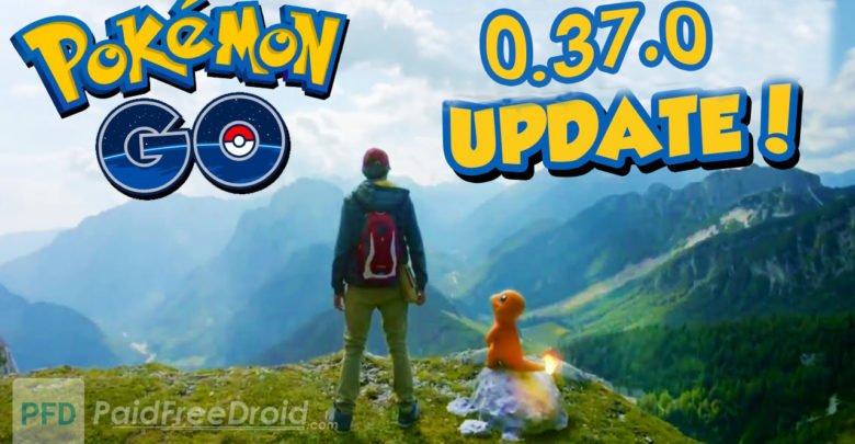 Pokemon Go 0.37.0 Update