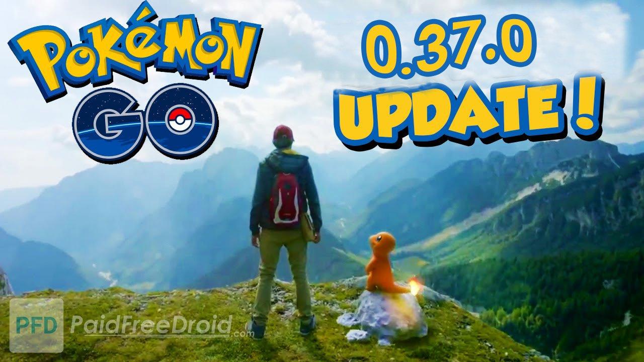 Вышло обновление pokemon go 0. 37. 0 android и 1. 7. 0 для ios.