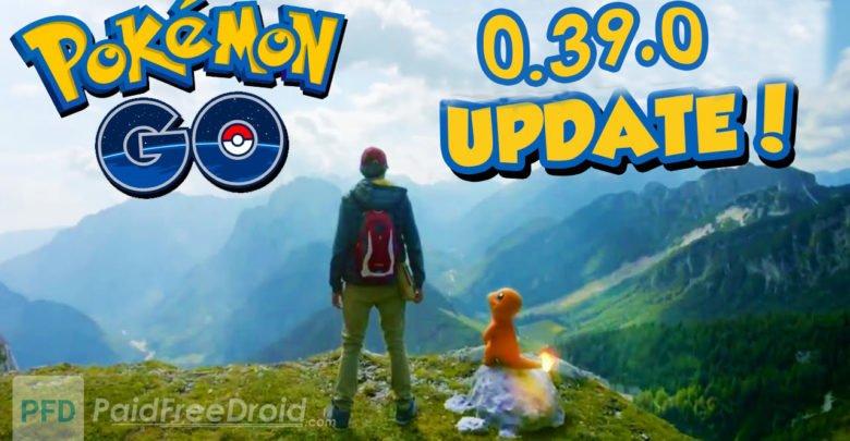 Pokémon GO 0.39.0 Update