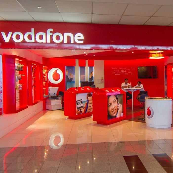 Vodafone 4G Data offers