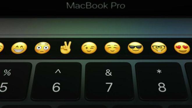 Apple Touch Bar
