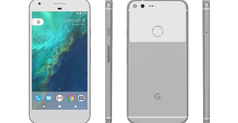 Google Pixel Launched