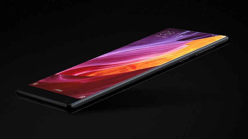 Xiaomi Mi MIX Launched