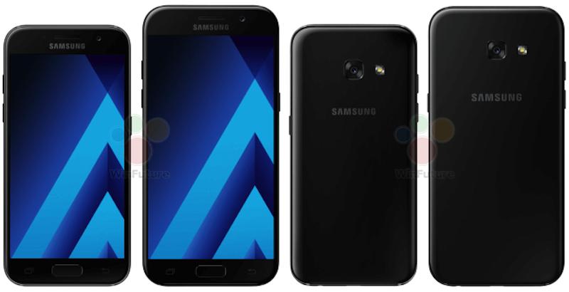 Samsung Galaxy A3 (2017) and Galaxy A5 (2017)