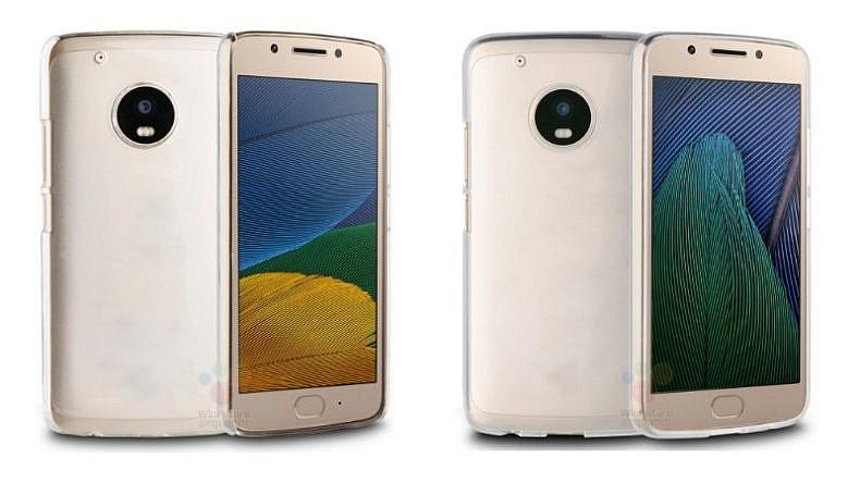 Moto G5 Moto G5 Plus