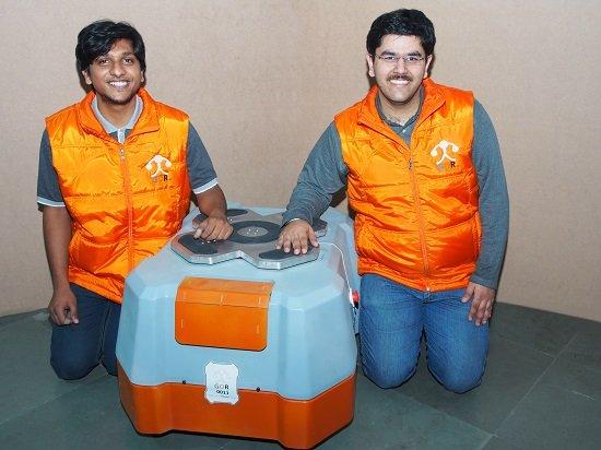 Grey Orange Robot Company