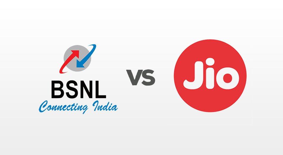 BSNL vs Jio War