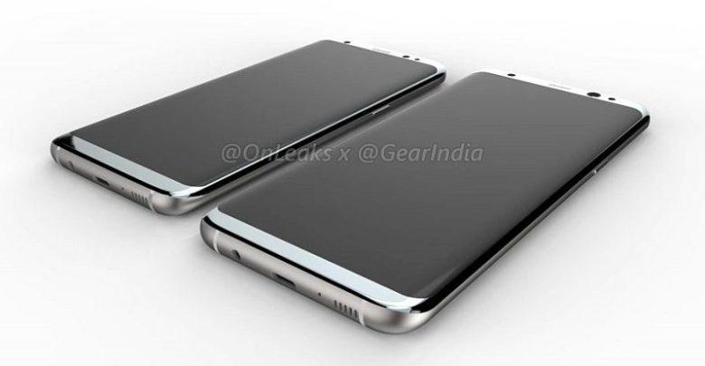 Galaxy S8 Bezel-Less Design Leaked