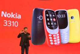Nokia 3310, Nokia 6, Nokia 5 and Nokia 3 Launched